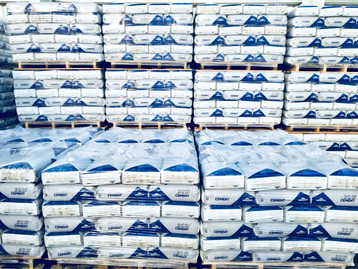 Best (Winter) Practices with Bagged Cement Products Image